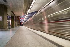 Free Subway Blur Stock Photos - 1759513