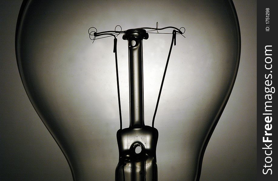 Tungsten Bulb.