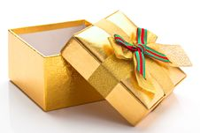 Free Beautiful Gift Box Stock Images - 17500714
