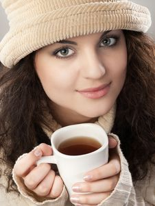 Free Cup Of Tea Stock Photo - 17500880