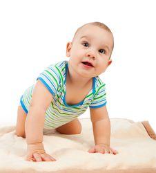 Free Cute Little Boy Royalty Free Stock Image - 17500936