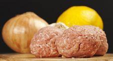 Free Three Meatballs Stock Photos - 17501233