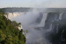 Free Iguazu Falls, Brazil, South America Stock Image - 17501401