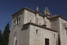 Granada - Alhambra Royalty Free Stock Images