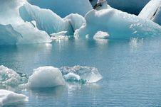Free Jokulsarlon Lake In Iceland Royalty Free Stock Photo - 17501995