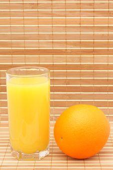 Free Orange Juice Stock Photography - 17502872