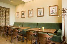 Free Interior Of Restaurant Stock Image - 17504221