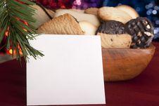Free Christmas Theme Royalty Free Stock Photography - 17504837