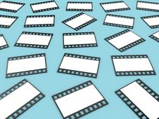Free Film Strip Stock Image - 17505461