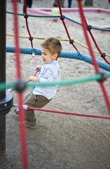 Free Boy Playing Royalty Free Stock Photo - 17505545