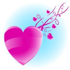 Free Heart Royalty Free Stock Photos - 17505718