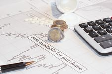 Free The Financial Capital Stock Photography - 17505932