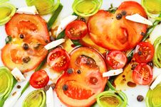 Free Salad Royalty Free Stock Photography - 17508347