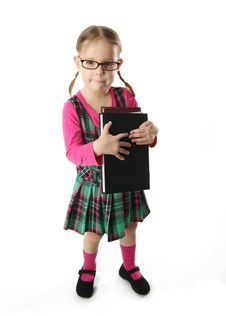 Free Preschool Girl Royalty Free Stock Photos - 17508798