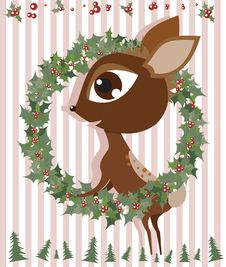 Free Rudolph Reindeer Royalty Free Stock Image - 17509046