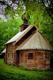 Free Russian Log House Stock Photos - 17509513