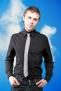 Free Businessman In A Suit Royalty Free Stock Photo - 17510965