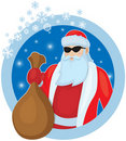Free Father Frost With Christmas Gifts Royalty Free Stock Image - 17515136