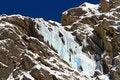 Free Icy Waterfalls Royalty Free Stock Photo - 17517835