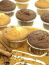 Free Fresh Baked Muffins Stock Photography - 17519952