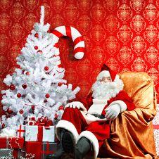Free Christmas Decoration Royalty Free Stock Image - 17510196