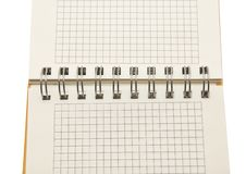 Free Spiral Of Notebook Stock Image - 17510211