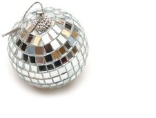 Free Closeup Of A Mirrorball Royalty Free Stock Image - 17510226