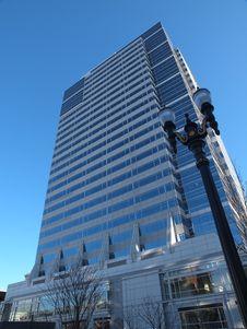 Free The Fox Tower, Portland Oregon. Royalty Free Stock Photos - 17510988
