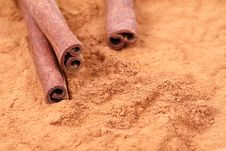 Free Cinnamon Stock Photo - 17512410