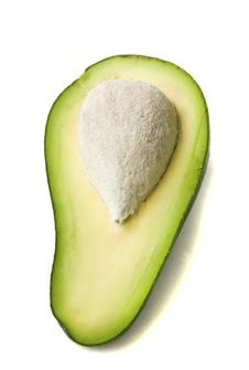 Half Avocado Stock Images