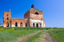 Free Ruined Church Stock Photos - 17514393