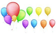Free Balloon Stock Photo - 17514550