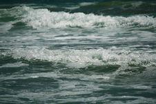 Free Shorewaves Royalty Free Stock Images - 17514649