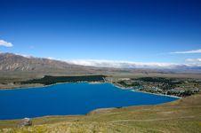 Free Lake Tekapo Stock Images - 17514844