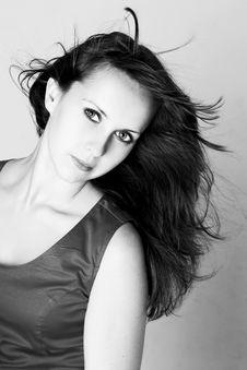Free Beautiful Young Woman Stock Photo - 17514850