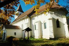 Free Protestant Church In Transylvania Stock Photo - 17515520