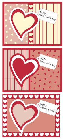 Free Valentine S Day Card Stock Photography - 17516932