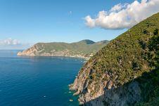 Free High Cliff Over The Sea Stock Photos - 17517113