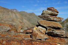 Free Stone Sign Stock Image - 17517751