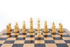 Free Chess Battle Royalty Free Stock Images - 17518149