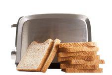 Free Toaster Stock Image - 17518331