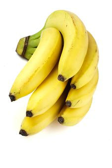 Free Heap Of Bananas Stock Photography - 17518762