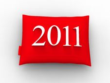 Free Warm New Year 2011 Stock Photos - 17518863