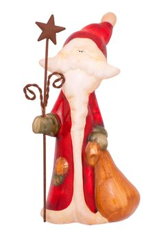 Free Ceramic Santa Stock Photography - 17518872