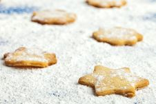 Free Cookies Royalty Free Stock Photos - 17518968