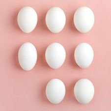 Free Eggs Royalty Free Stock Photography - 17518987