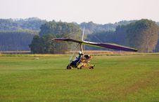 Free Hang Glider Stock Image - 17519091