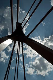 Free Bridge Pylon Stock Photography - 17519352