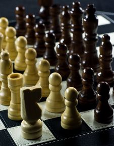 Free Chessboard Stock Image - 17519591