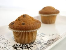 Free Fresh Baked Muffins Stock Photos - 17519823